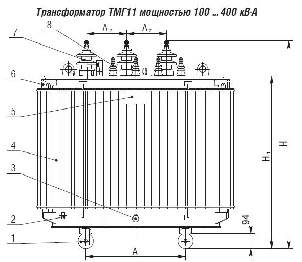 ТМГ11_схема100_400