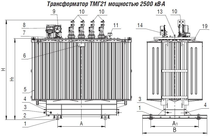 ТМГ21_схема2500
