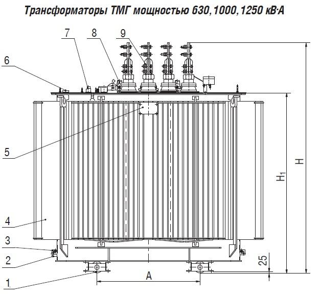 ТМГ_схема