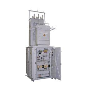 Киосковые для электроснабжения промышленных объектов
